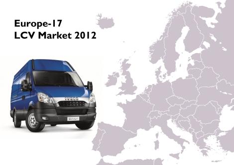 LCV Market Europe-17 2012