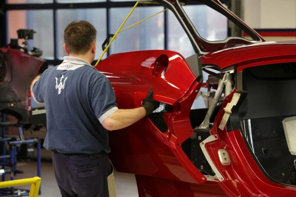 The 4C is built at Maserati's plant in Modena. Next step should include more models and their distribution and marketing.