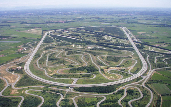 Balocco circuit