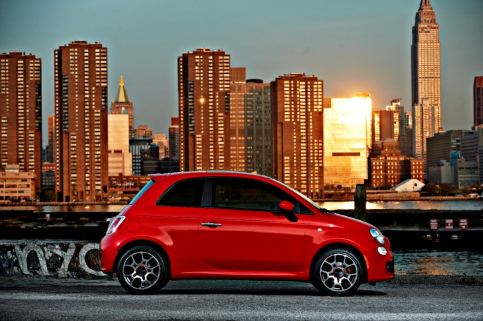 The alliance allowed Fiat brand to return to US market. The American 500 is built at Chrysler's plant in Mexico.