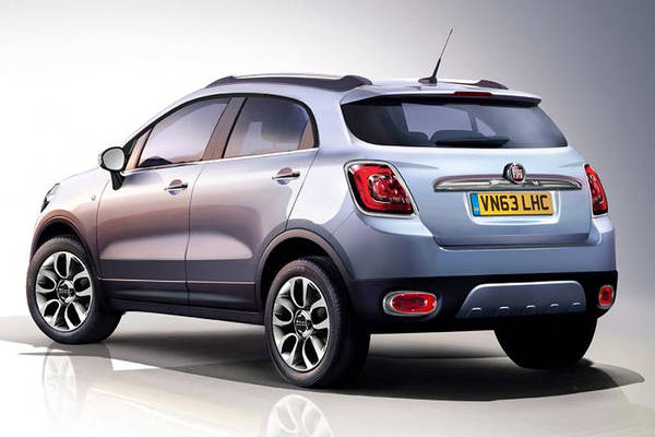 The New B Suvs To Save Fiat Fiat Group S World