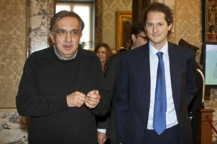 Right after the official announcement of the final acquisition, John Elkann, Fiat's chairman, said that Marchionne would continue as the group CEO at least till 2017. Good news.