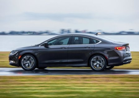 The new Chrysler 200 is a fantastic car, but it wouldn't work as a Lancia in Europe. Problem: brand awareness outside Italy.
