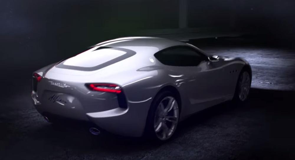 Maserati Alfieri 5