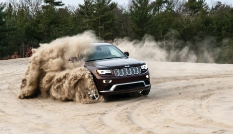 In America Jeep rivals with the mainstream big car makers, such as GM's Chevrolet and GMC, Ford, and Toyota. In Europe it wants to be compared to the German premiums, Volvo and Mini (in the case of the Renegade).