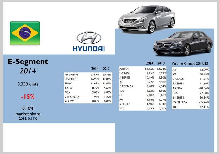 Brazil E Segment
