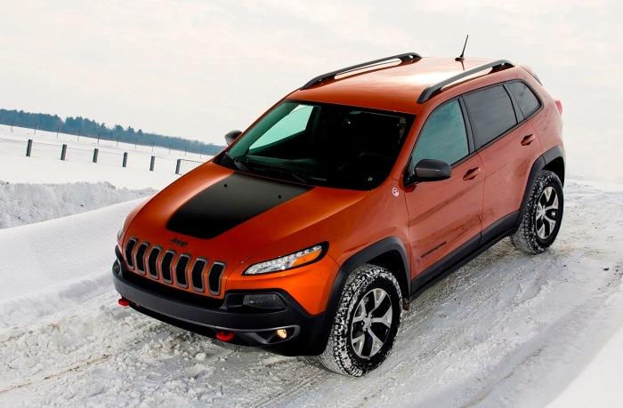 2015 Jeep Cherokee Canada