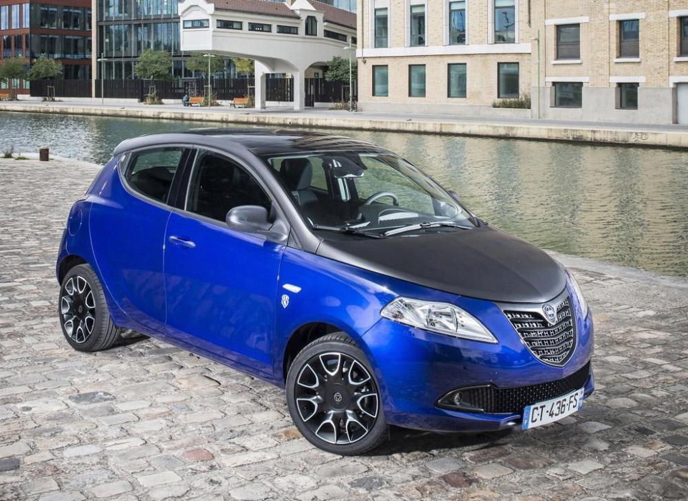 Lancia Ypsilon France