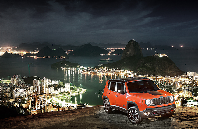 Jeep Renegade Brazil