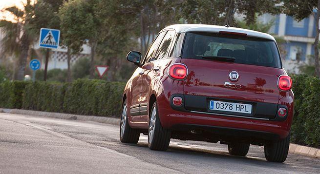Fiat 500L Espana