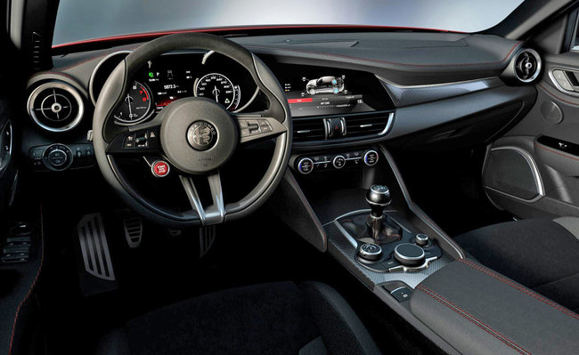 What I think about the Giulia   Fiat Group\'s World