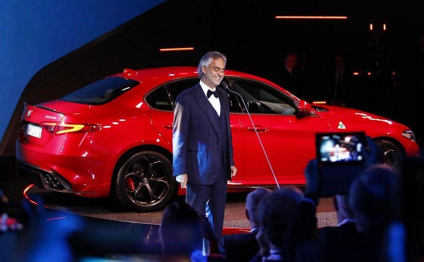 Fiat Chrysler Automobiles sales figures  Vendite di auto