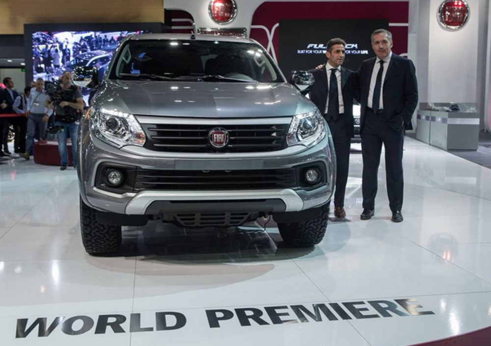 The Fiat Fullback will face competition from the strong Toyota Hilux (the best-selling car in Saudi Arabia), Mitsubishi L200, Nissan Navara, Ford Ranger and VW Amarok.