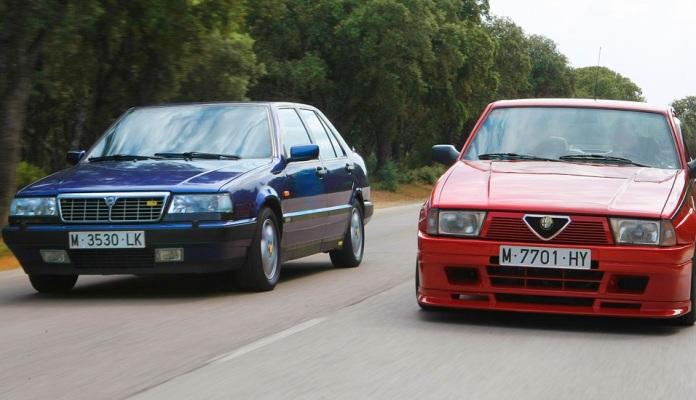 Absurd Lancia Sells More Cars Than Alfa Romeo Fiat Group World
