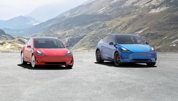 The Tesla Model Y is Model 3's main threat   Fiat Group World